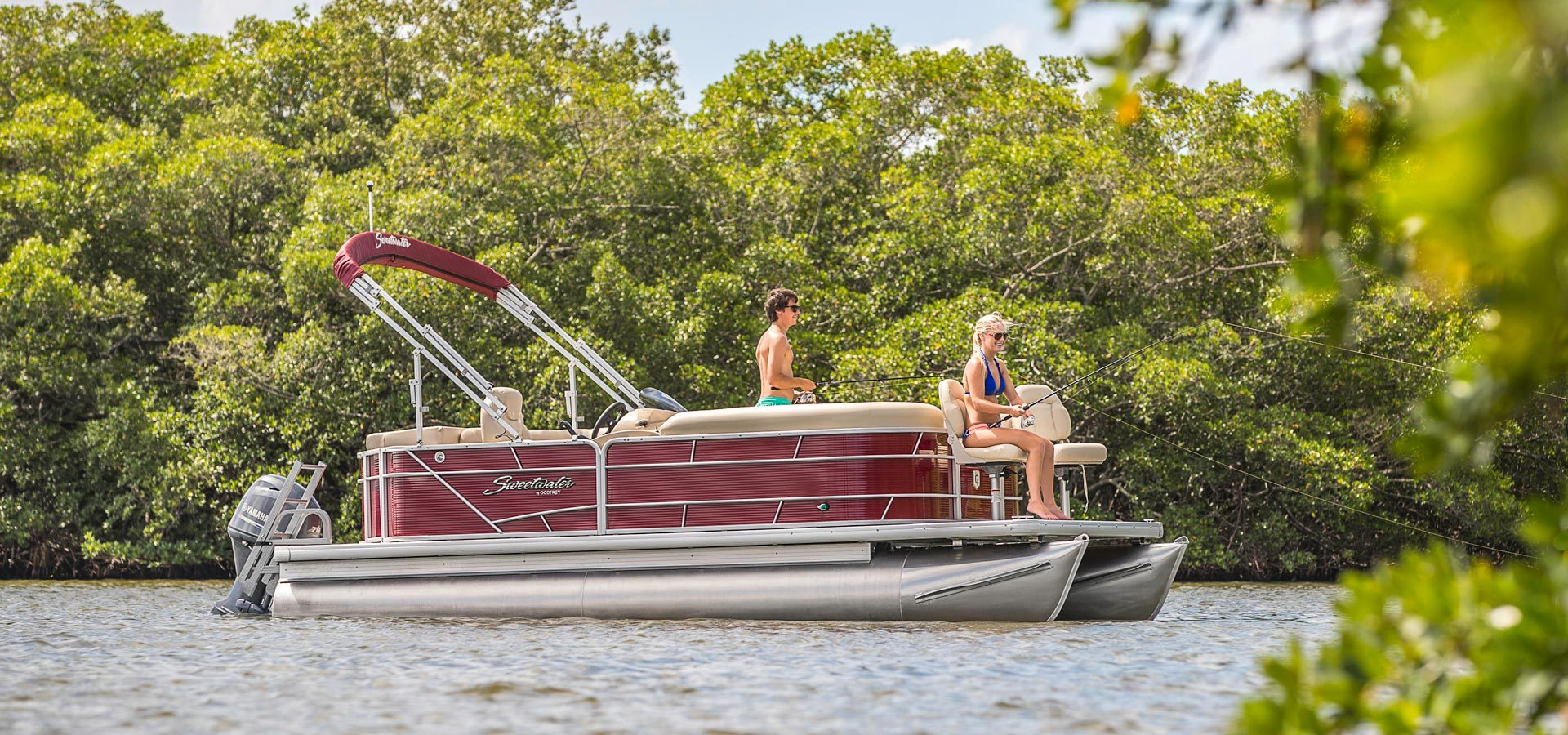Sweetwater Pontoon Boat Sales Michigan