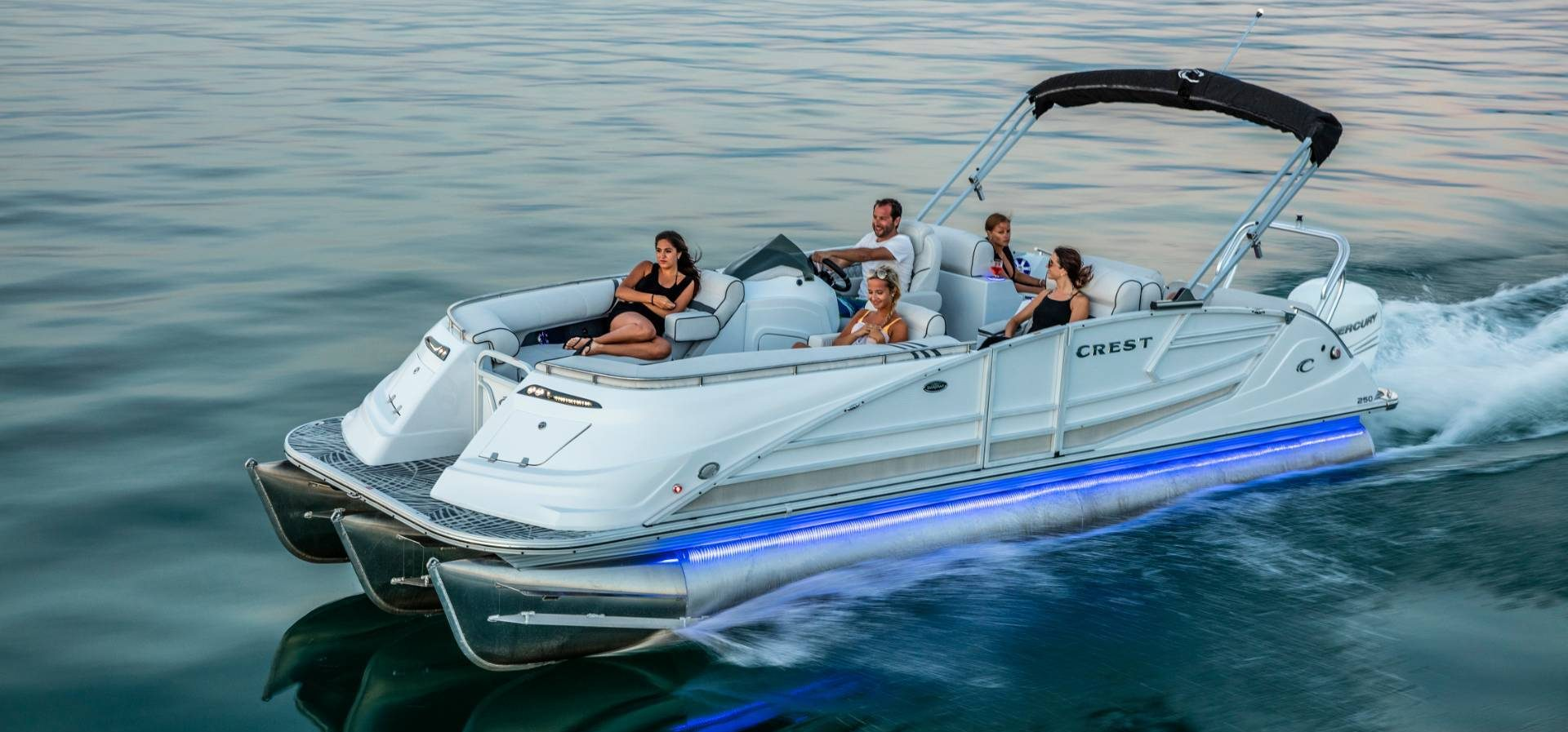 New And Used Pontoon Boats For Sale Beaverton, Michigan