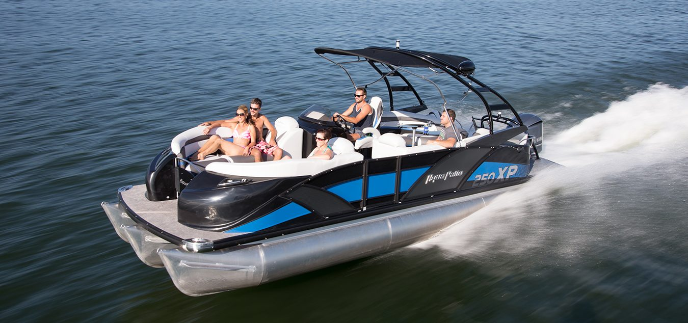 Pontoon Boats For Sale In Beaverton, Michigan