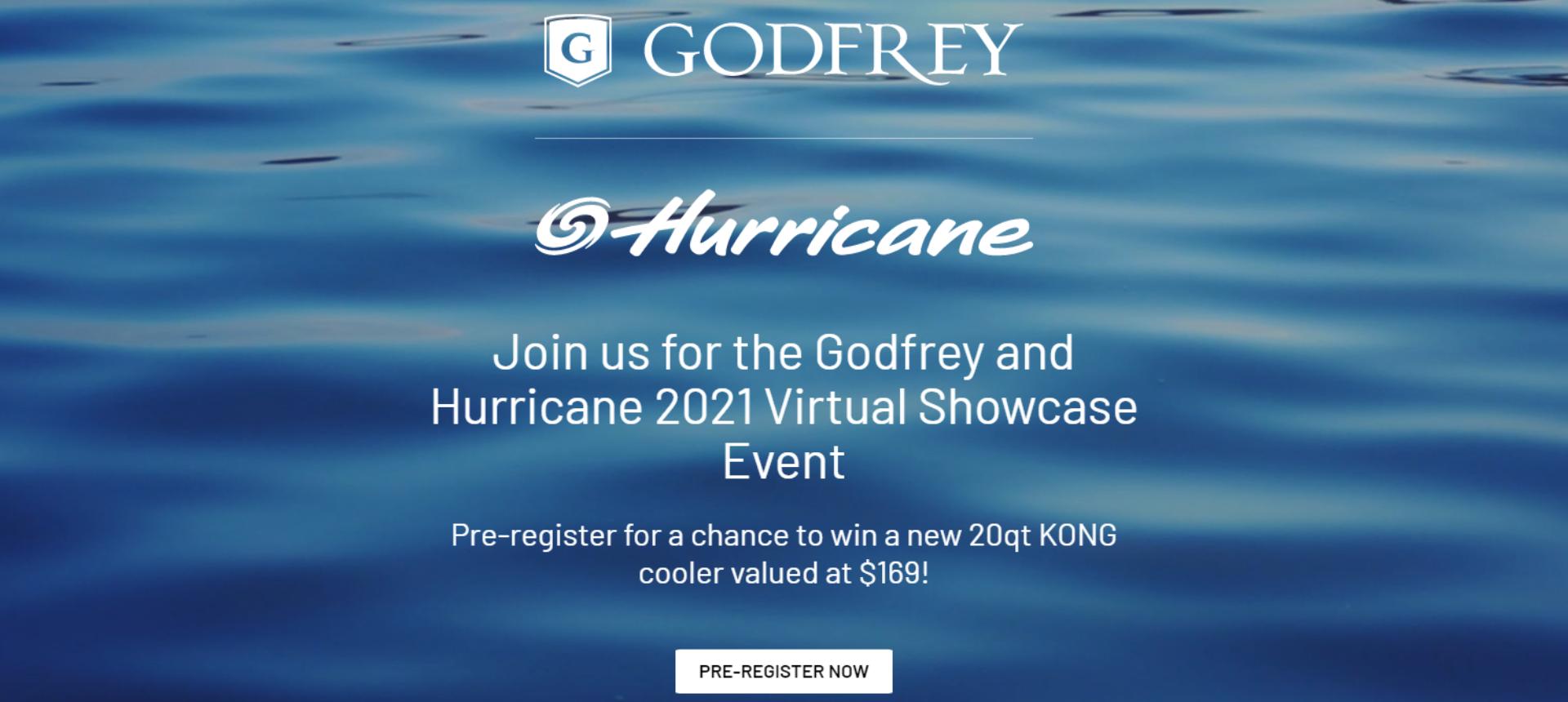 Godfrey virtual show 2021